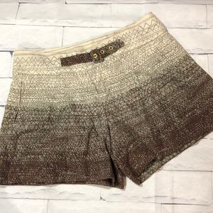 Urban Outfitters Khaki Brown short size 6